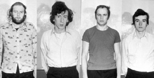 The Guildford Four: in the name of justice