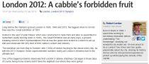 Cabbie's forbidden Fruit