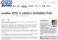 Cabbie's forbidden Fruit