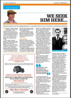 LTDA Lord Lucan article