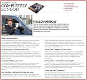 Completely London Interview