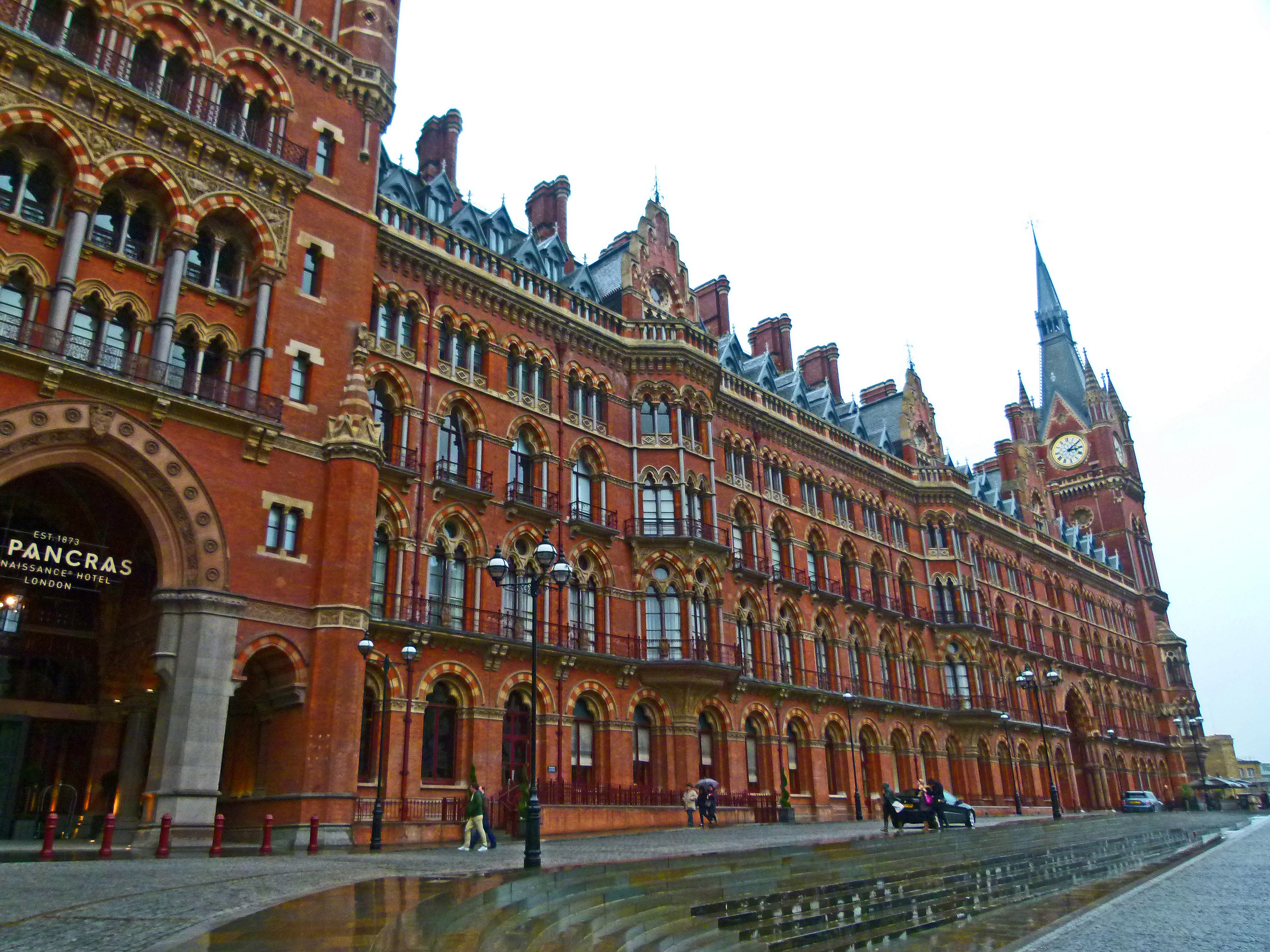 Image Result For St Giles Hotel London