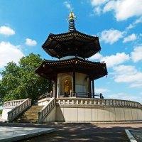 Cabbie's Curios: Battersea Peace Pagoda