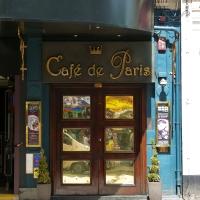 Snakehips at the Cafe De Paris
