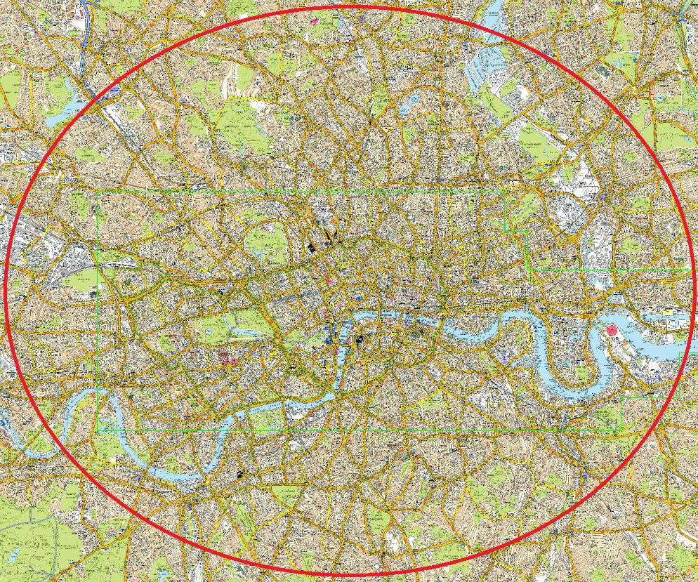 The Knowledge Of London Training To Be A London Cabbie
