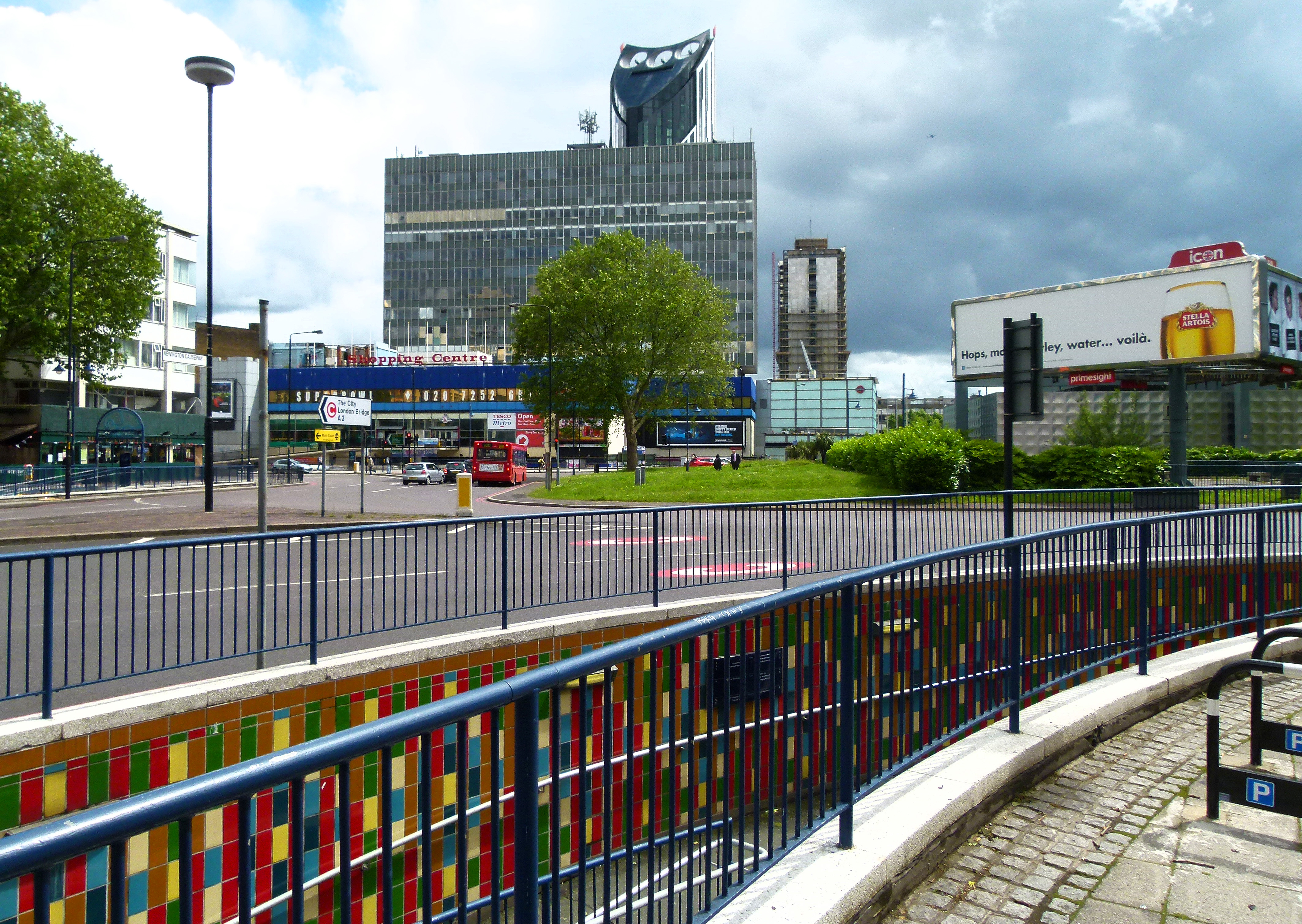A History of the Elephant & Castle (Part One)
