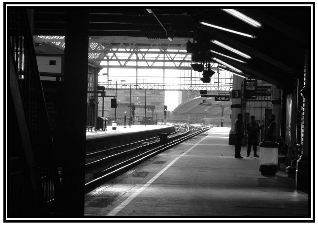 All Quiet on Platform 3