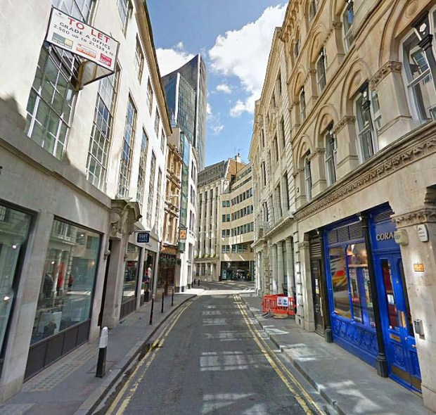 Lime Street today (image: Google Streetview).