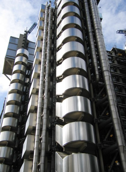 Lloyds Building, Lime Street (image: Wikipedia).