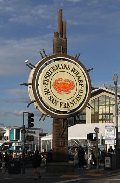Fisherman's Wharf, San Francisco.