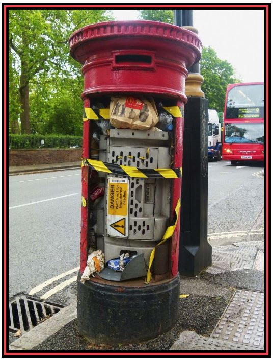 Pillar Box Guts