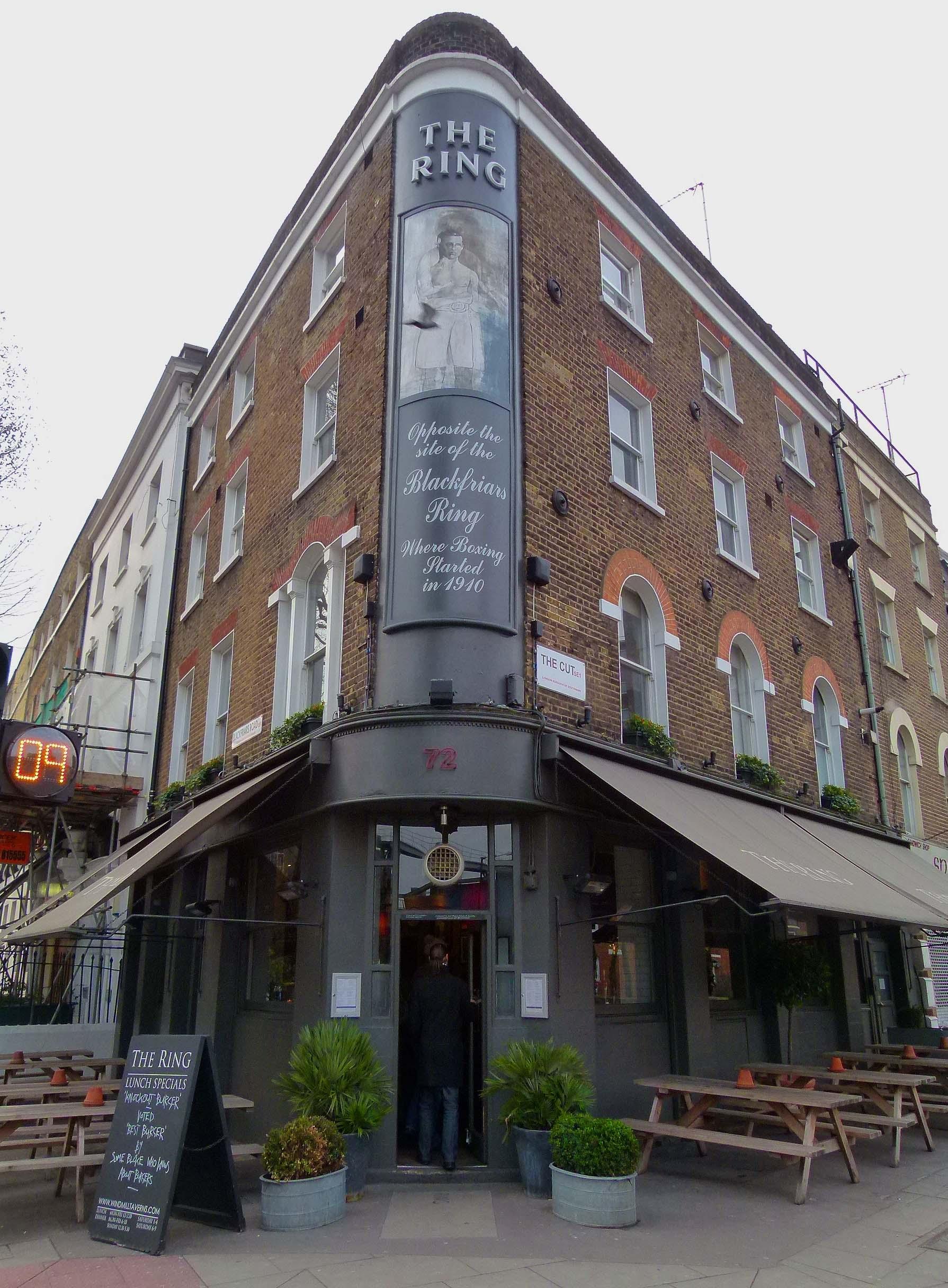 The Ring Pub