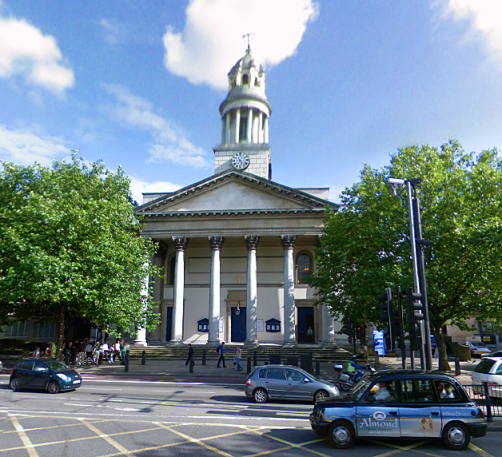St Marylebone Church