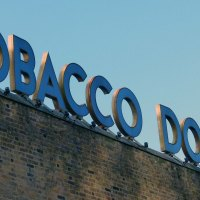 Tobacco Dock: Wapping's Ghostly Mall