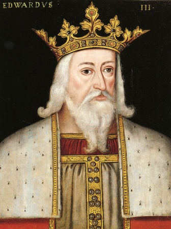 King Edward III (Reigned 1327-1377)
