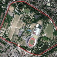 Crystal Palace Park (Part One)