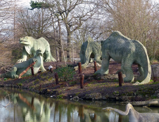 Crystal Palace Dinosaurs 8