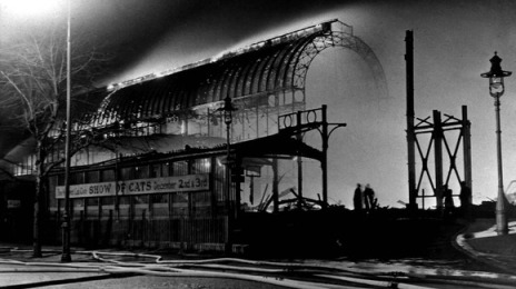 The destruction of the original Crystal Palace, 1936.