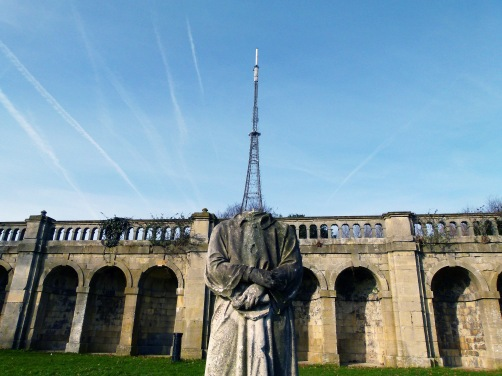Crystal Palace Statue and Tower