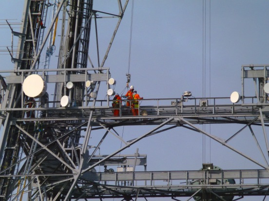 Crystal Palace Tower Workers