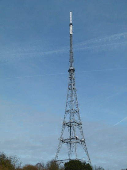 Crystal Palace Transmission Tower.