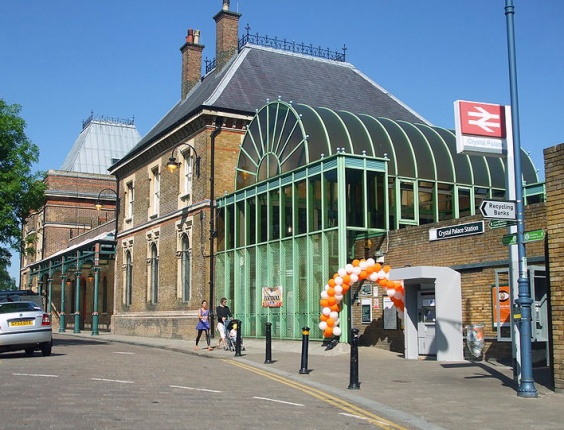 Crystal Palace Station (originally Crystal Palace Low Level).