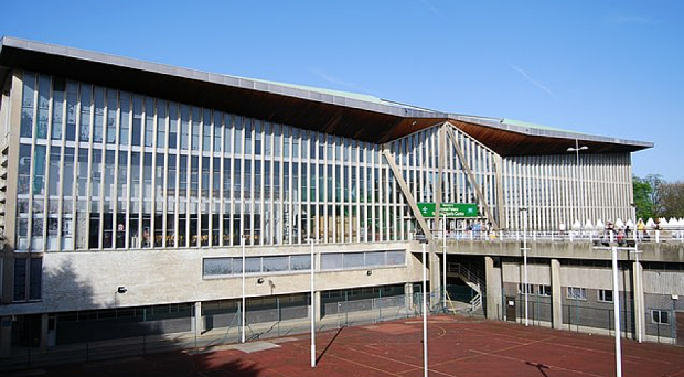 Crystal Palace National Sports Centre (image: Geograph).