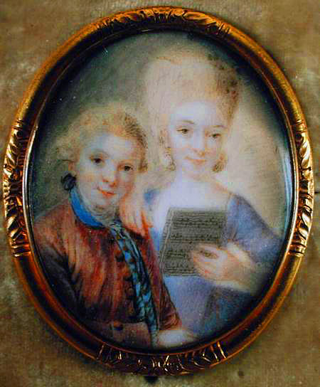 Young Mozart's London | View from the Mirror