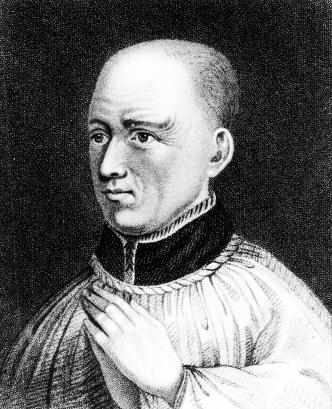 Saint Thomas Becket.