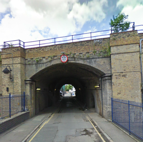 Rouel Road (image: Google Streetview).