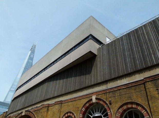 London Bridge Signal Box.