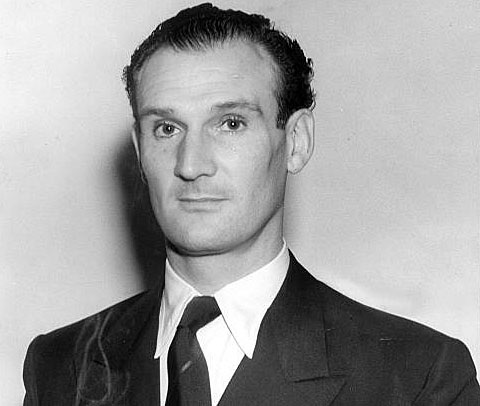 Eddie Chapman, the double agent who undermined the Nazi's missile campaign. (Image: The Times).