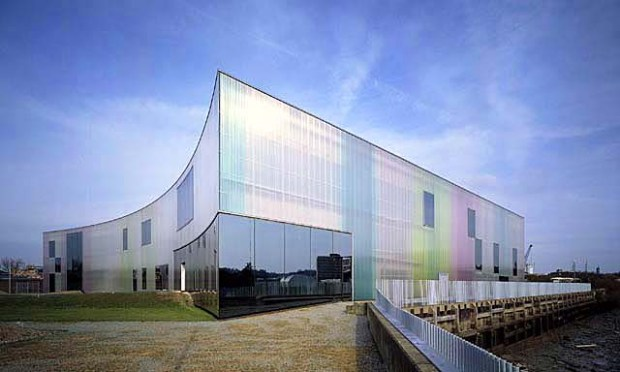 The Laban Centre (Image: wikiarquitectura).