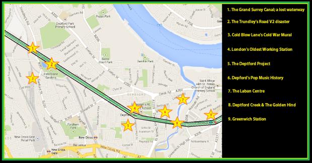 Part Five Map