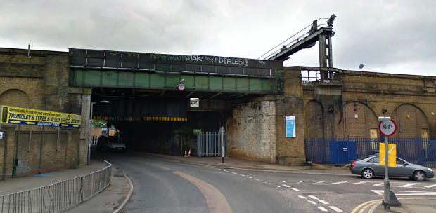 Trundleys/Grinstead Road junction (image: Google).