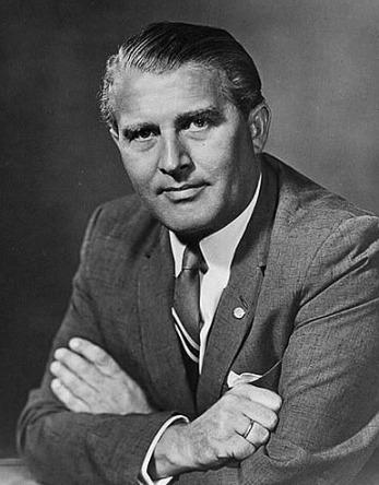 Wernher Von Braun, a reluctant destroyer.