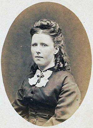 Anna van Gogh (image: vangoghbiography.com).