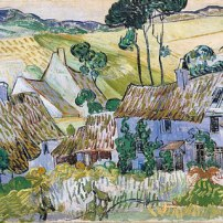 Farms near Auvers
