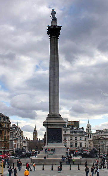Nelson's Column (Image: Wikipedia)