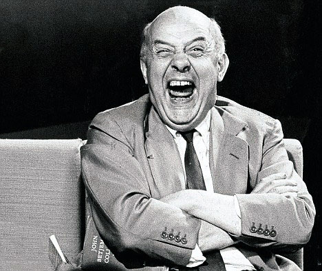 The late, great Sir John Betjeman, pictured here in 1967.