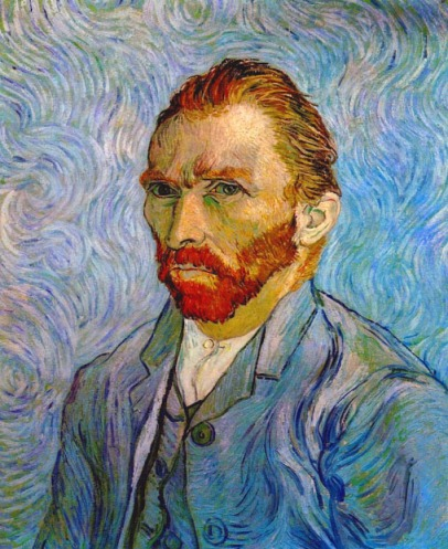Vincent Van Gogh, Self Portrait, 1888.