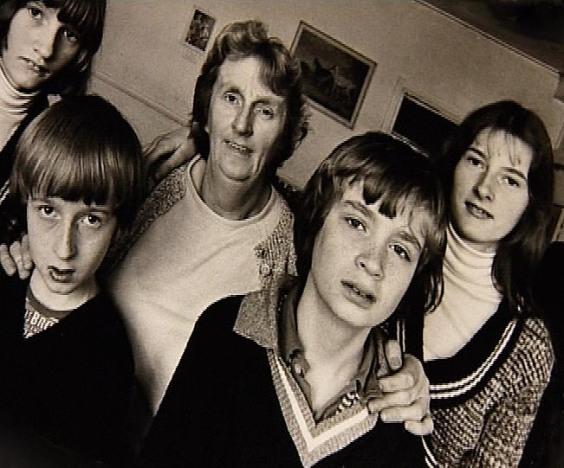 The Hodgson Family.