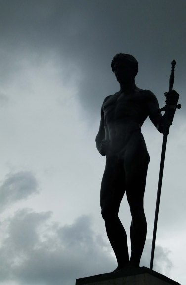 Statue full length