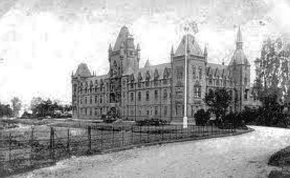 The 3rd London General Hospital.