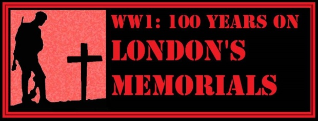 WW1 London Memorials Logo