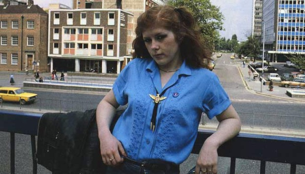 A young Kirsty MacColl (image: alixkirsta.com)