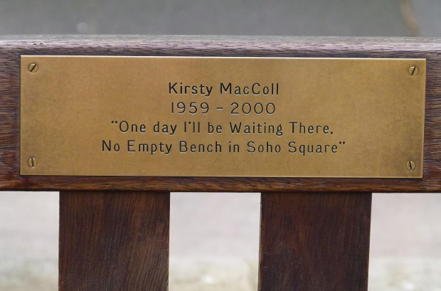 Kirsty Plaque