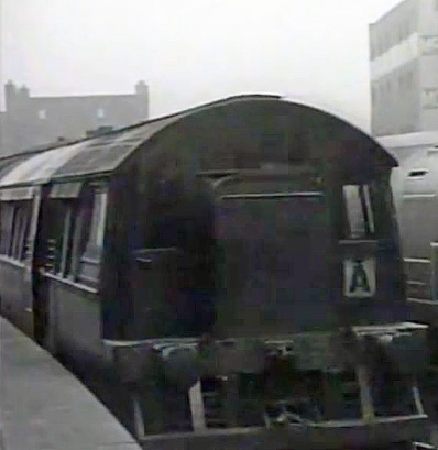 One of the Waterloo & City Line's early American trains.