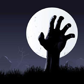 Hand through grave image fimfiction