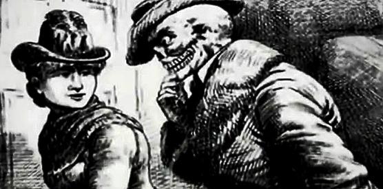 Victorian death image